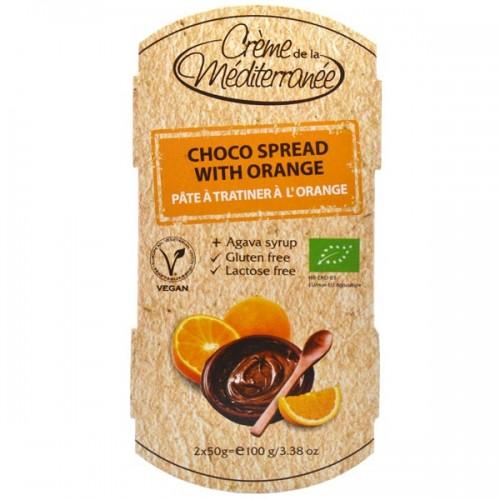 Вегетариана Крем Какао с Портокал 100г