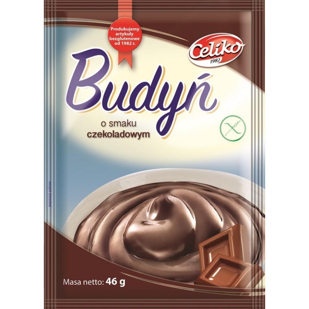 Целико Безглутенов Пудинг Шоколад 45г