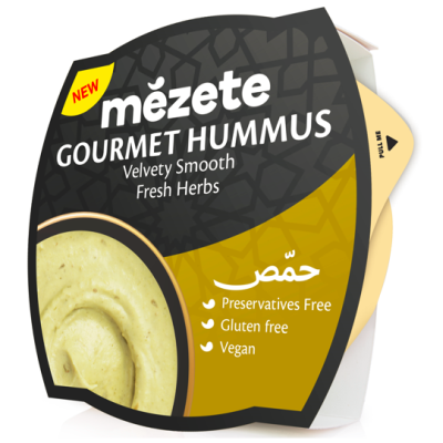 Мезете Хумус Билки 215г