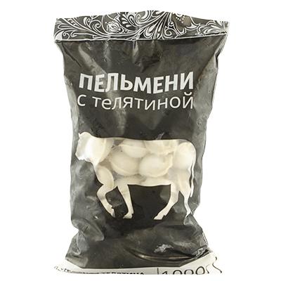 ПЕЛМЕНИ ТЕЛЕШКО МЕСО 1КГ 2301